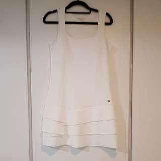Bods.bodynits sporty White Dress