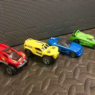 MCDO HOTWHEELS ( collection set ) 2018
