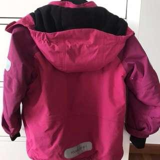 Girls winter (ski) jacket