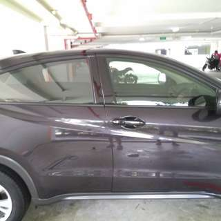 Honda vezel hr-v car door bumper protection