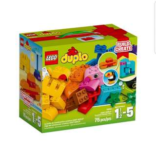 Lego Duplo Creative Builder Set 10853