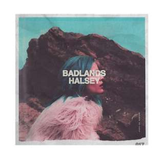 Halsey Badlands Limited Edition Pink Vinyl Record
