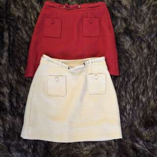 70s Style Skirts