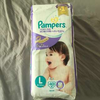 Pampers Premium Diaper L