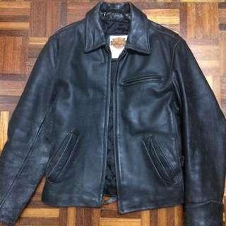 (Rare Item) Vintage Harley Davidson leather jacket