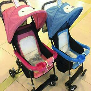 Brand new strollers