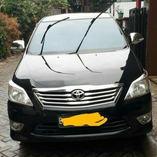 Jual Cepat istimewa,Kijang Inova Type G 2012.Kondisi mobil mulus,terawat.milik pribadi.
