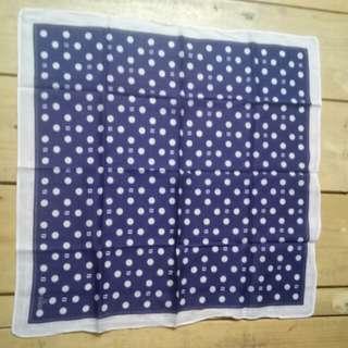 Authentic handkerchief fendi