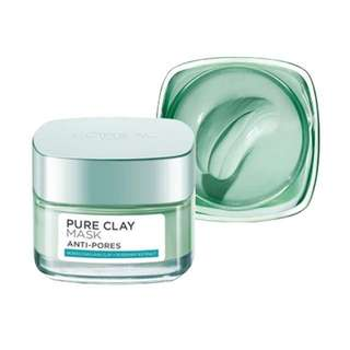 L'oreal Pore Clay Mask