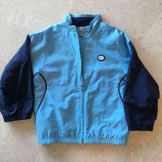 Nike Blue Jacket 4-6Y