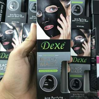 Black Mask / Gold Mask