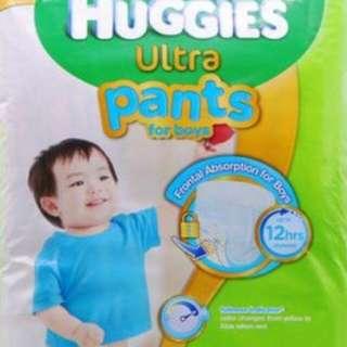 Huggies Ultra Pants XL38 boys