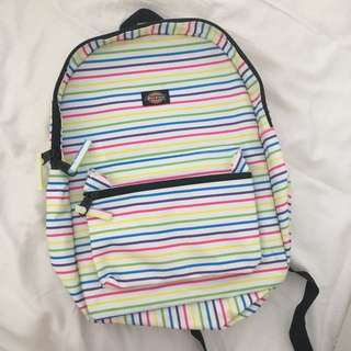 Dickies Rainbow Backpack