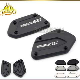 BMW R100GS R1200GSA R1200RT LC R-Ninet ninet front clutch brake fluid reservoir cover caps
