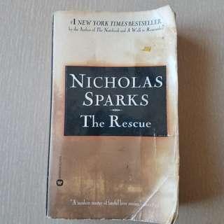 The Recue by Nicholas Sparks