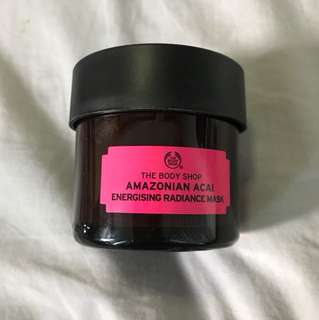 Body Shop Amazonian Acai Mask