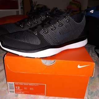 Nike Free Train Versatility size 12 US