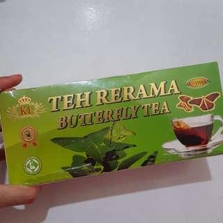 Teh Rerama Butterfly Tea