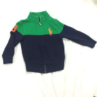Ralph Lauren Baby Sweater