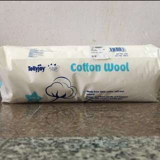 Tollyjoy cotton wool