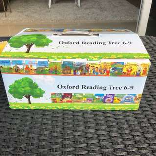 Oxford Reading Tree 6-9