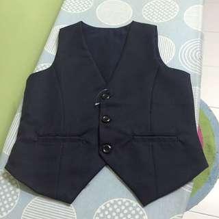 Vest dark blue 🆕