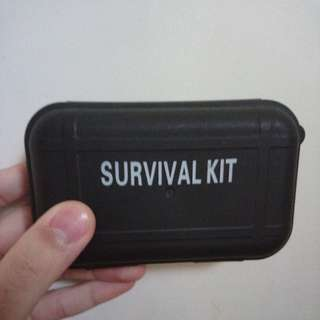 Survival Kit Container