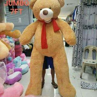 Teddy Bear 7ft