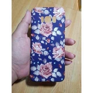Floral Soft Case for Samsung S8