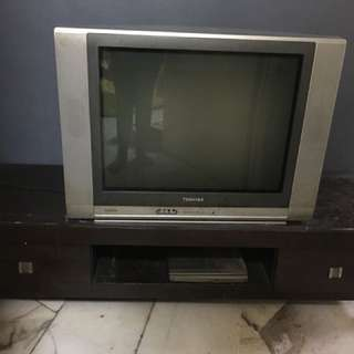 Tv and kabinet for sale