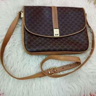 Tas Celine Sling Bag Vintage