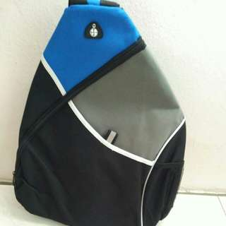 One sided bag