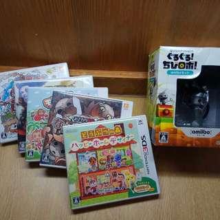 3DS 日規遊戲