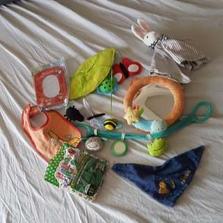 Free Baby stuff Toys and ballons