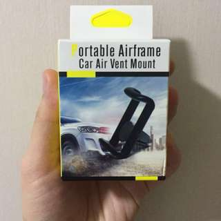 Car Air Vent Phone Holder BNIB