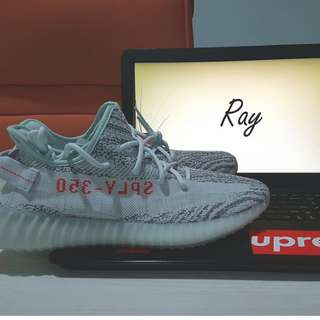 Yeezy Blue TInts