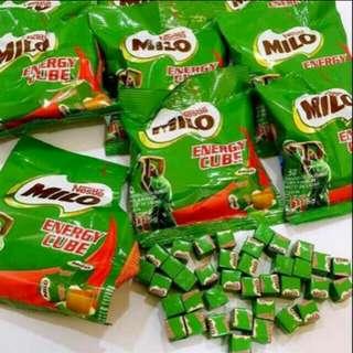 Milo cube murah isi 50pcs