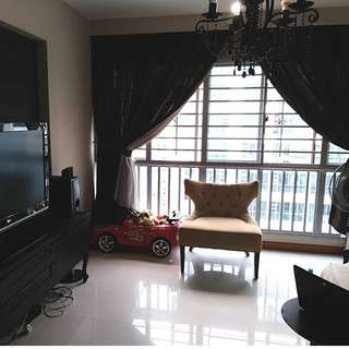 Master room immediately available for rental @Punggol Drive