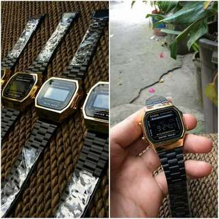 Casio Black/Gold