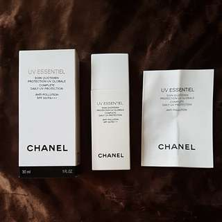 *Sale* Chanel Complete Daily UV Protection