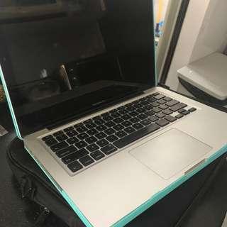 MacBook Pro 2010 雙系統