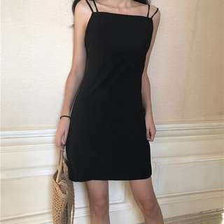 Black dress (for dinner or outing)