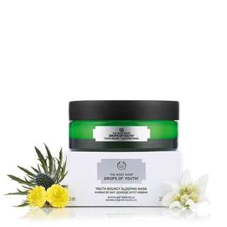 Body Shop Drops Of Youth™ Bouncy Sleeping Mask