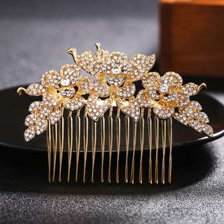 Brand new hair comb for wedding or party