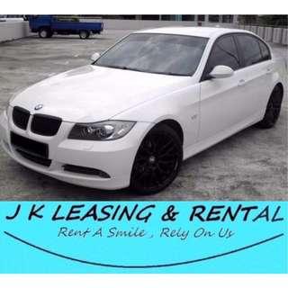 *HOT ITEM PROMO* BMW 320i XL SEDAN B.M.W UBER GRAB LUXURY CONTINENTAL PROMO RENTAL