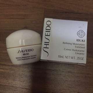 Shiseido Ibuki Refining Moisturizer Enriched