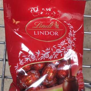 Lindt Lindor mini ~迷你瑞士蓮 (100g)