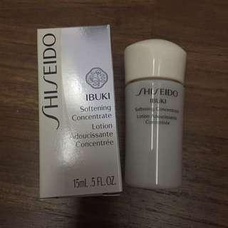 Shiseido Ibuki Softening Concentrate Lotion