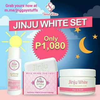 Jinju White Complete Set