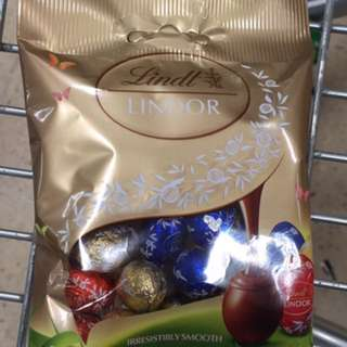 Lindt Lindor mini mix ~迷你雜錦瑞士蓮 (100g)